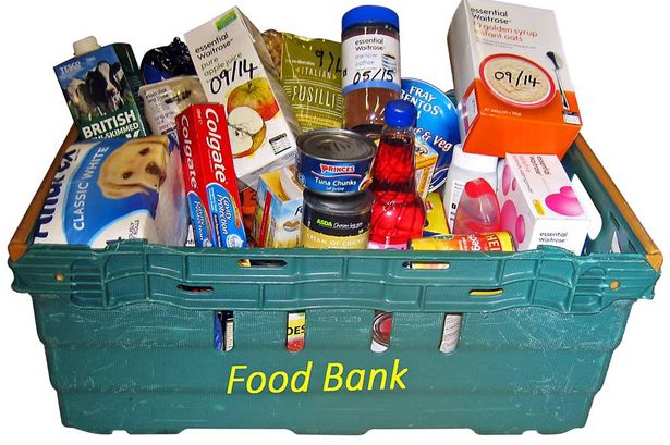Give Back Through Our Annual Food Bank Drive