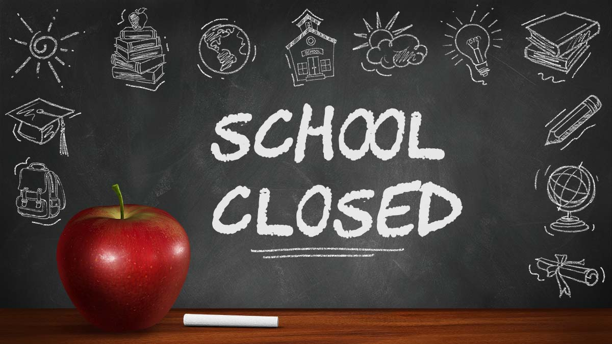 School Closed on November 11th & 12th