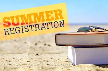Summer Registration starts May 3!