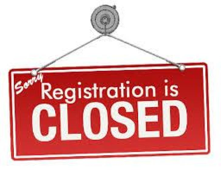 Semester 1 Registration is now closed.