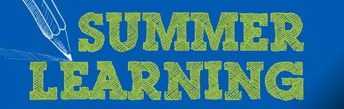 Summer Learning Registration 2021